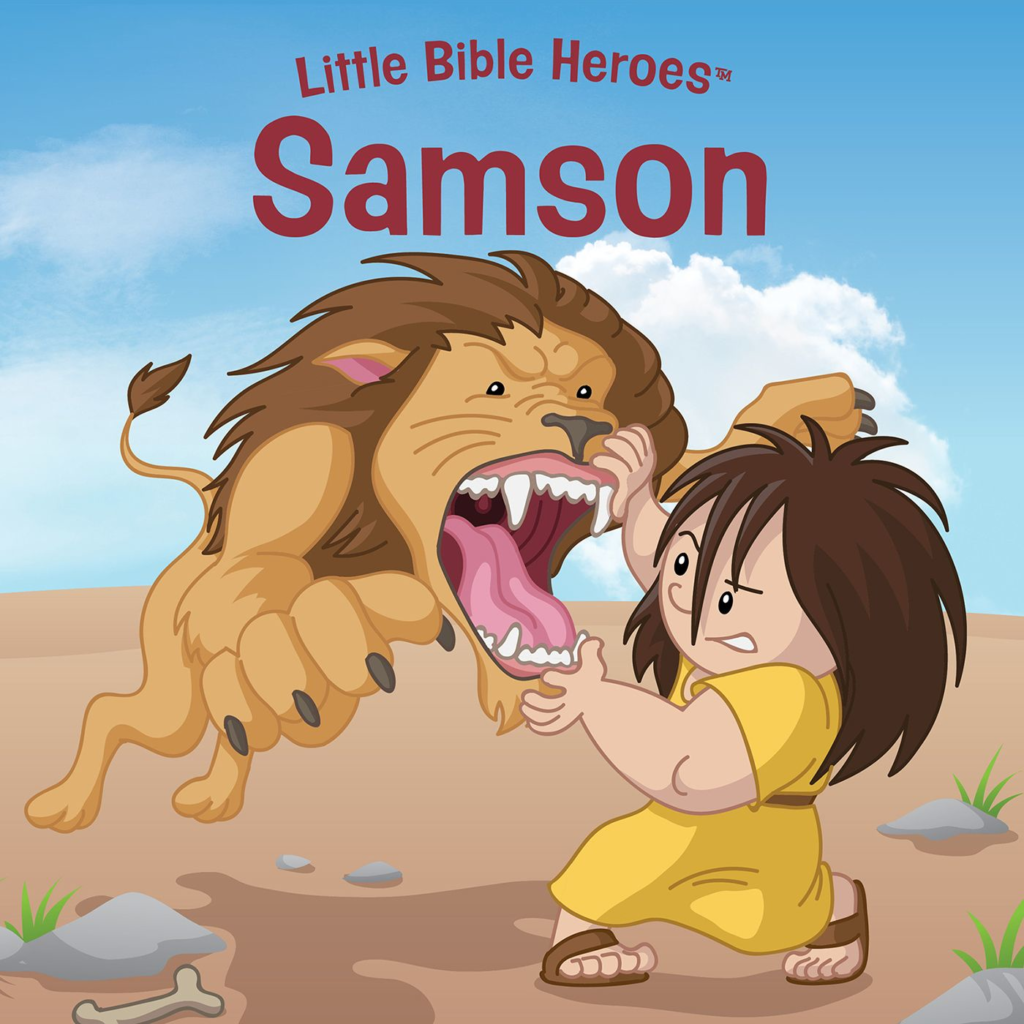 Samson, eBook