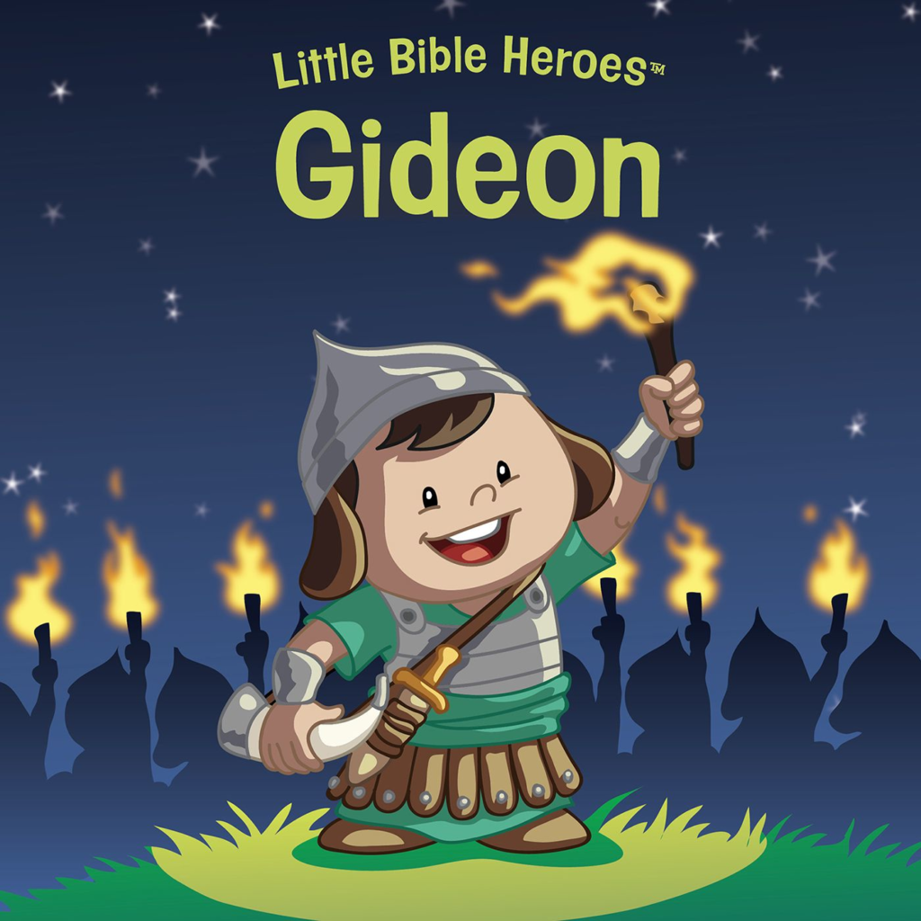 Gideon, eBook
