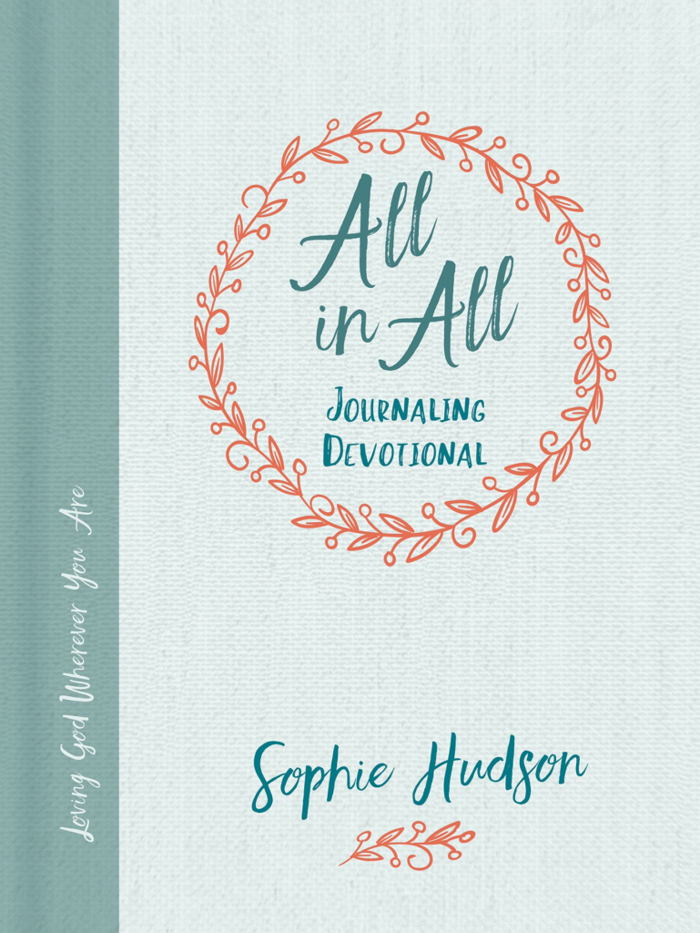 All in All Journaling Devotional, eBook
