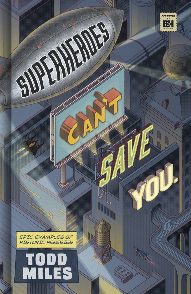 Superheroes Can't Save You, eBook