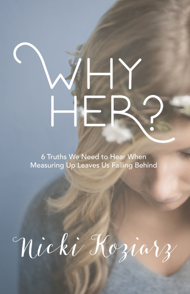 Why Her?, eBook