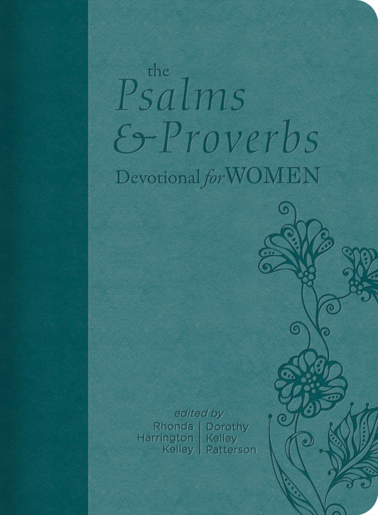 The Psalms and Proverbs Devotional for Women, eBook