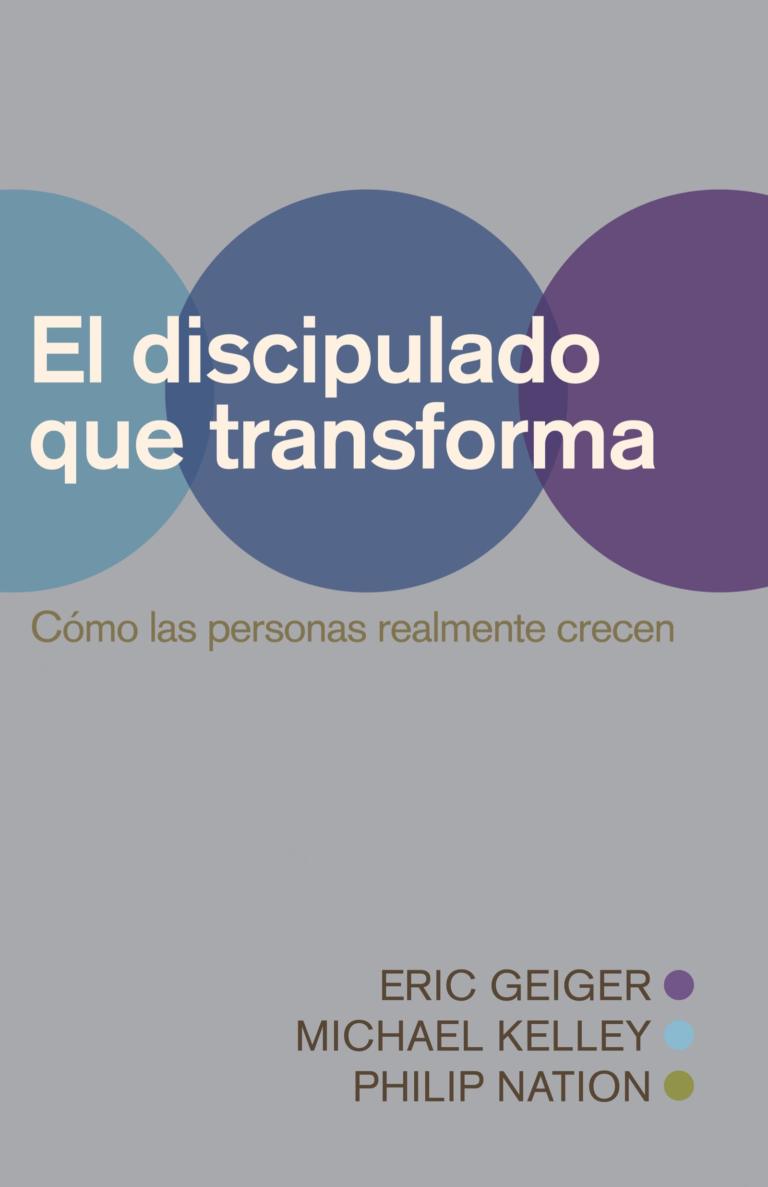 Discipulado transformador, eBook