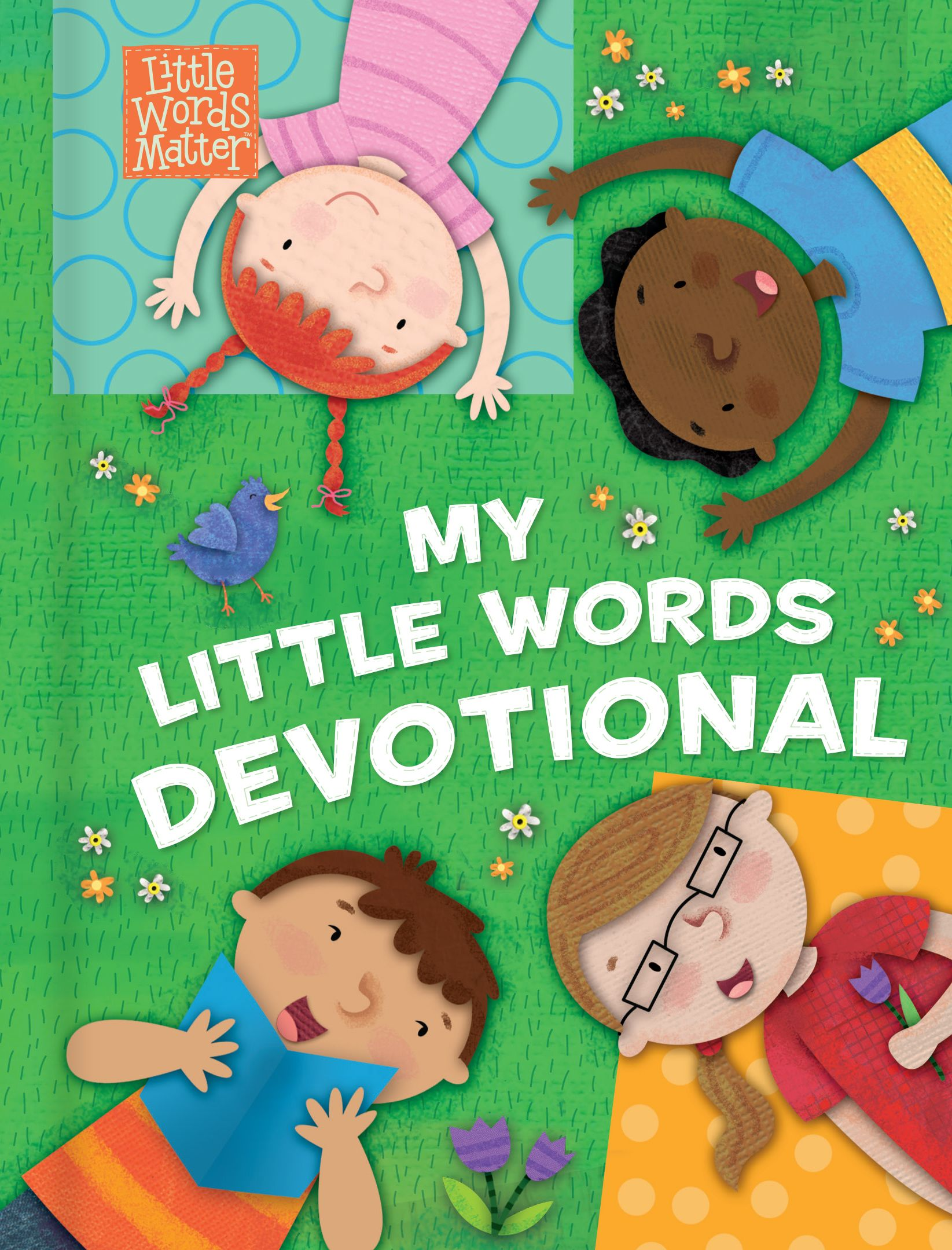 My Little Words Devotional (Padded)