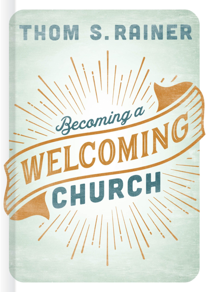 Becoming a Welcoming Church, eBook