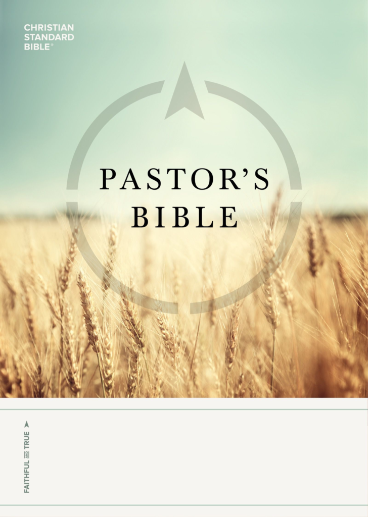 CSB Pastor's Bible, eBook
