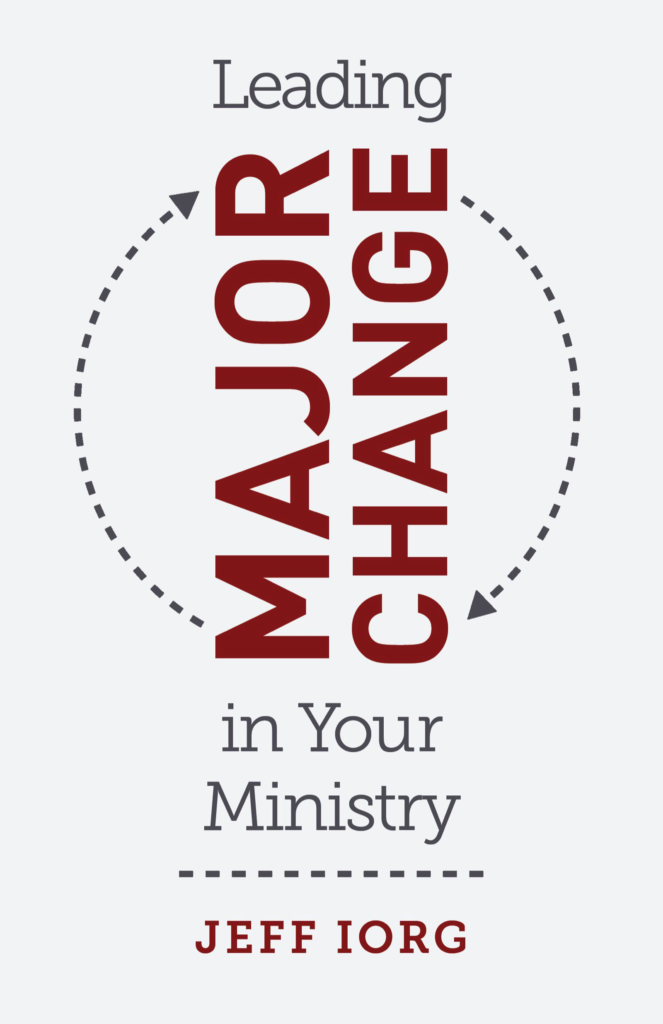 Leading Major Change in Your Ministry, eBook