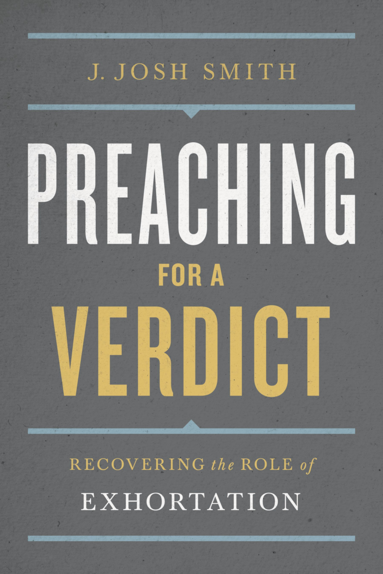 Preaching for a Verdict