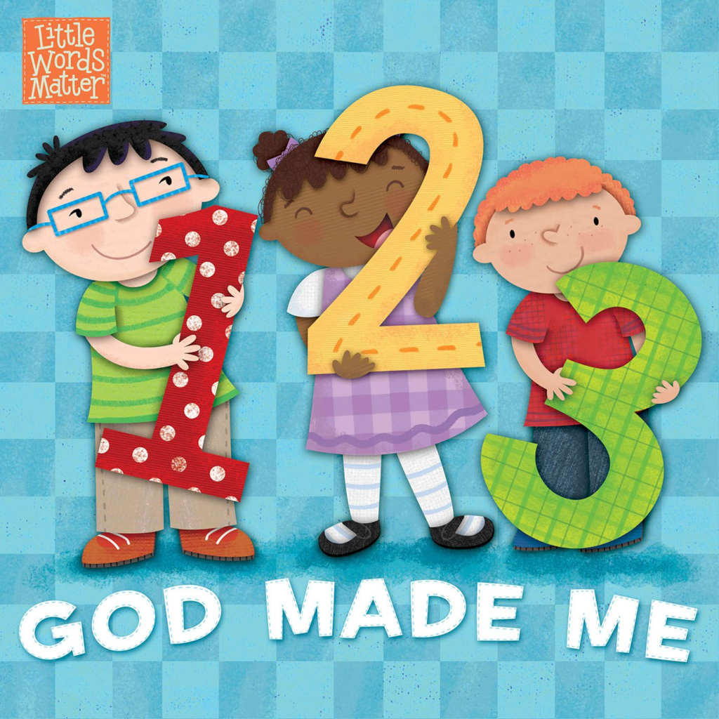 1, 2, 3 God Made Me, eBook