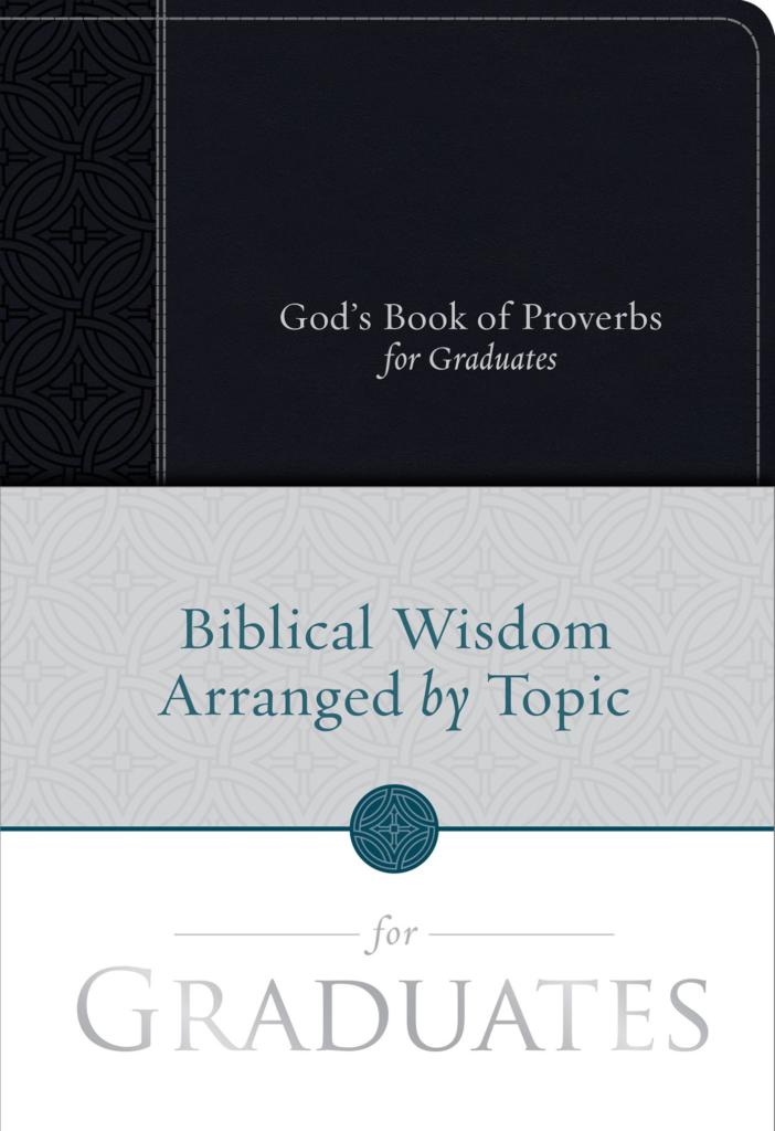 God's Book of Proverbs for Graduates, eBook