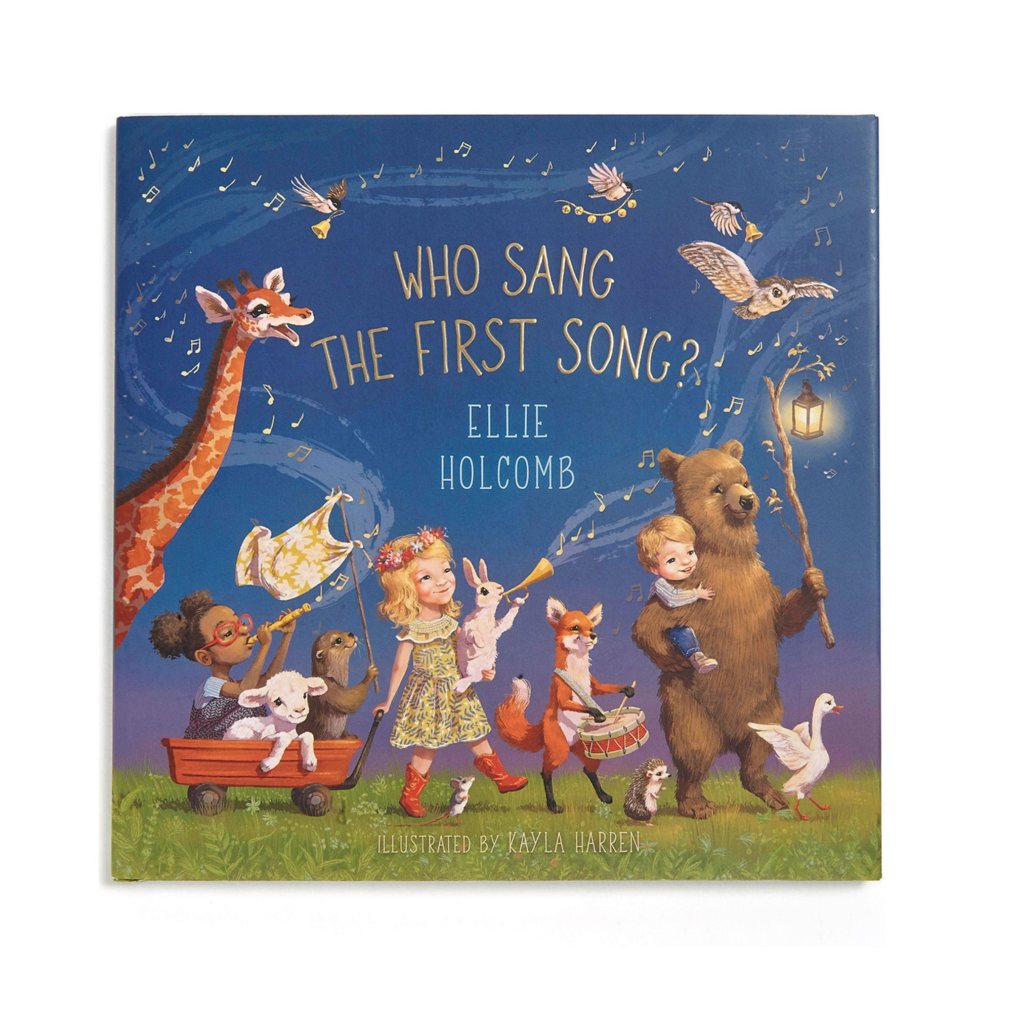 Who Sang the First Song? - B&H Publishing