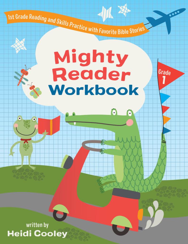 Mighty Reader Workbook, Grade 1