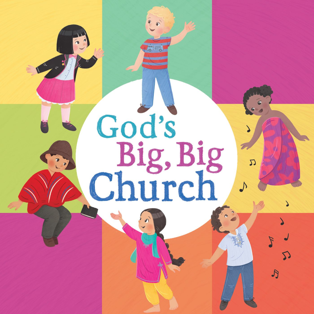 God's Big, Big Church, eBook