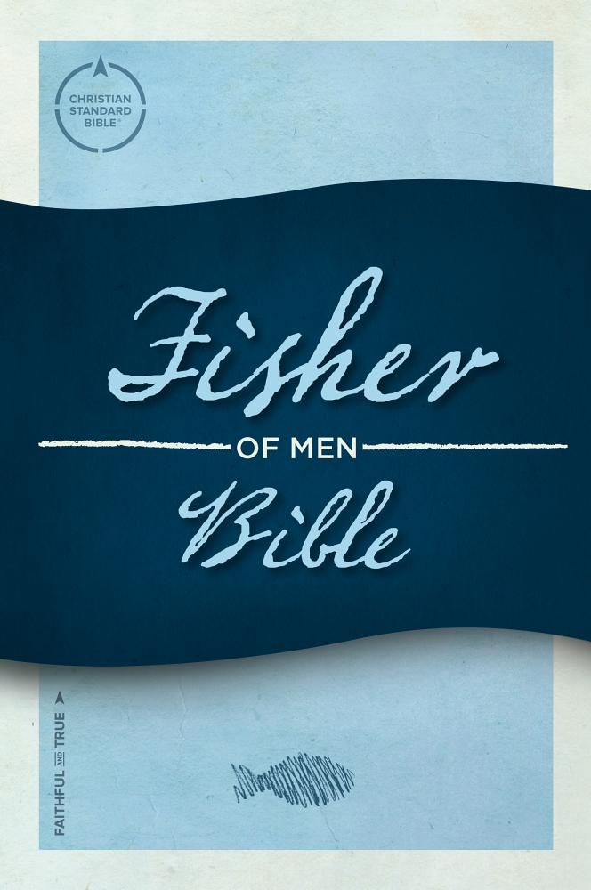CSB Fisher of Men Bible, Trade Paper