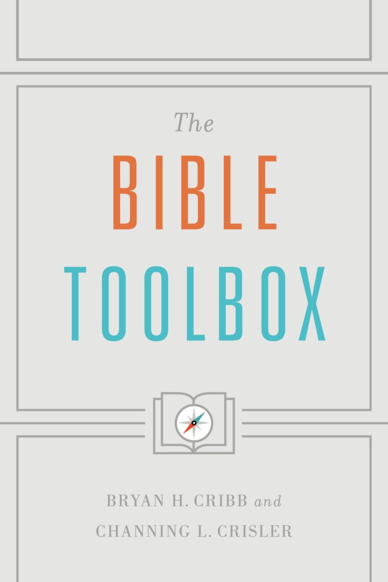 The Bible Toolbox