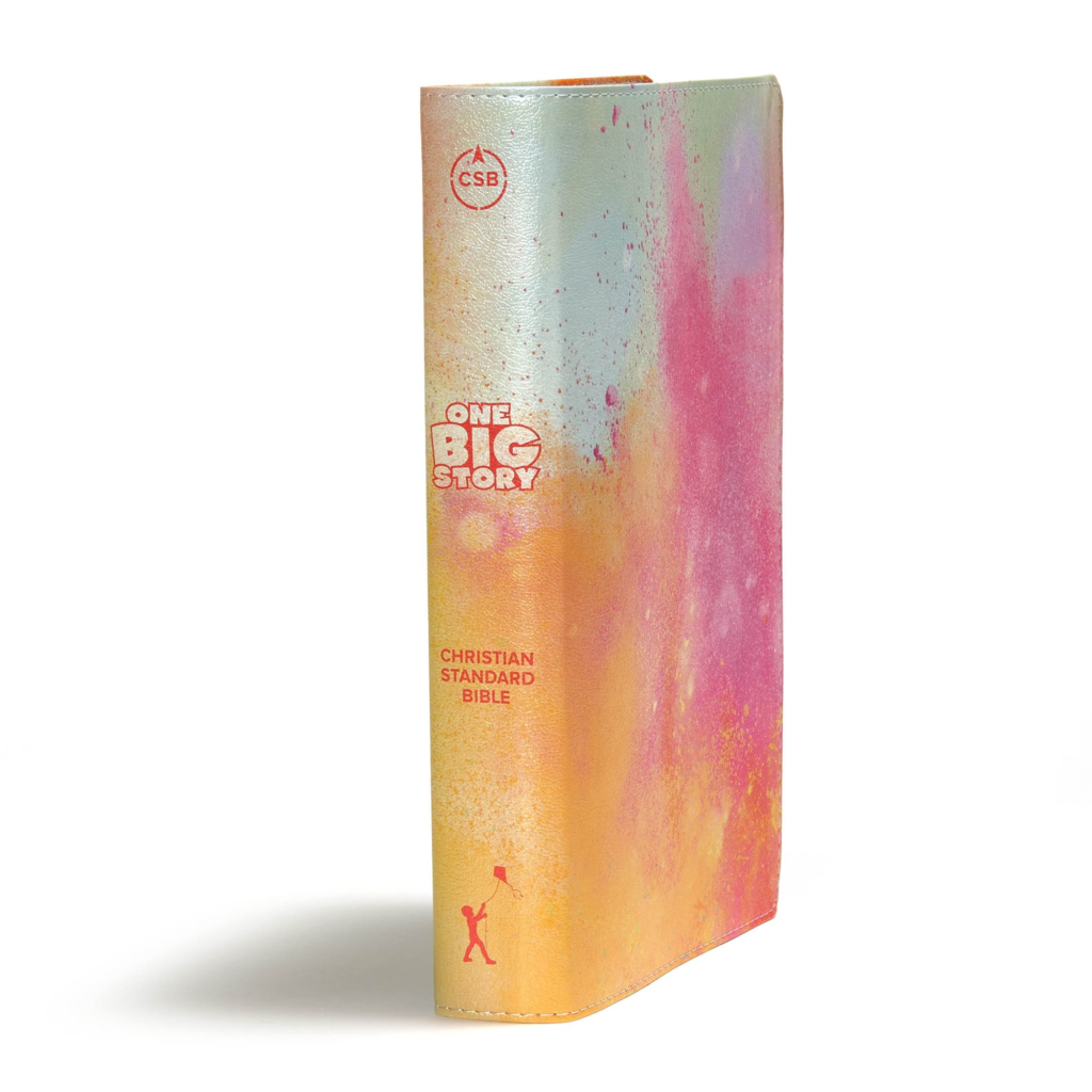 CSB One Big Story Bible, Rainbow Dust