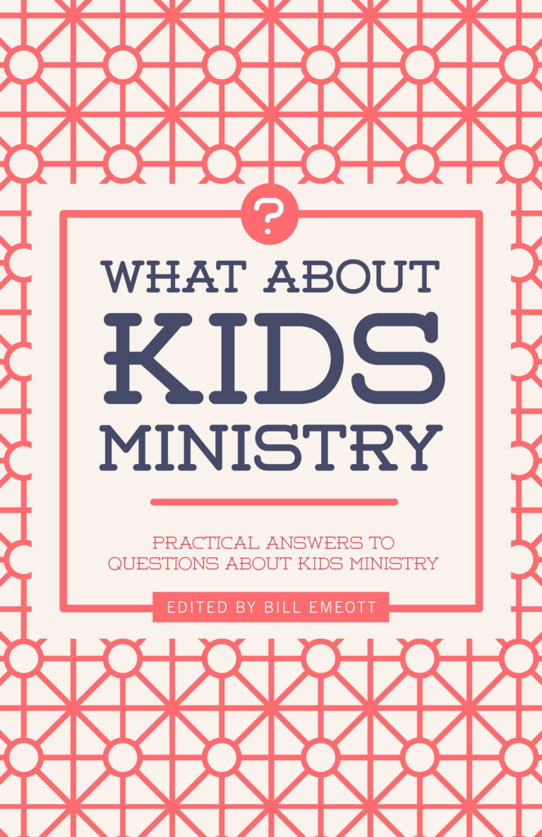 What about Kids Ministry?