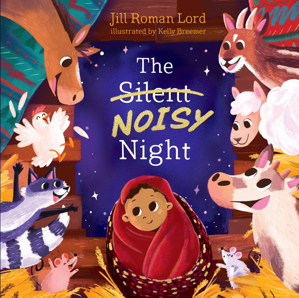 The Silent Noisy Night, eBook