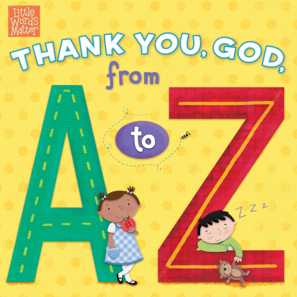 Thank You, God, from A to Z, eBook