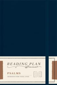 Psalms, Reading Plan Journal
