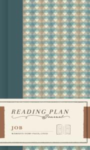 Job, Reading Plan Journal, Hardcover