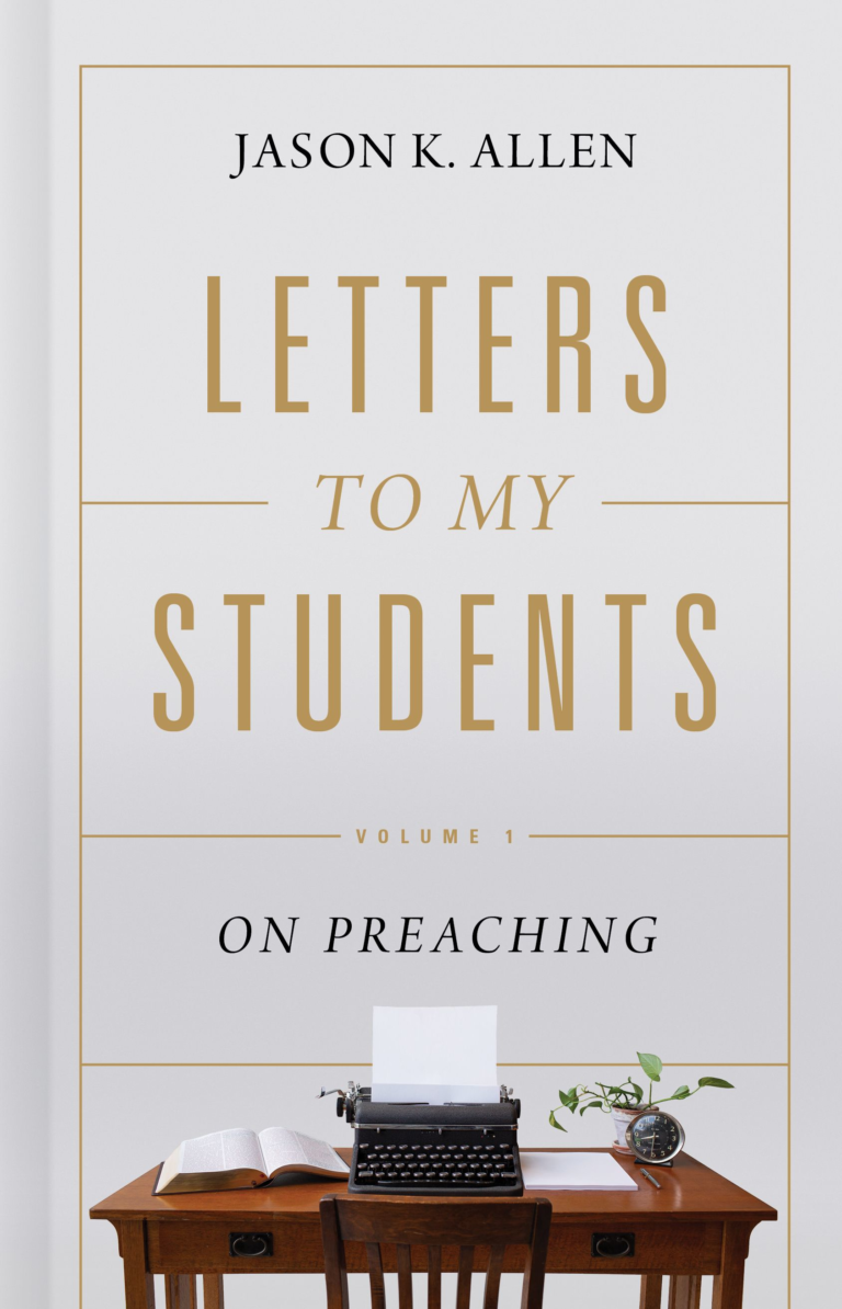 Letters to My Students