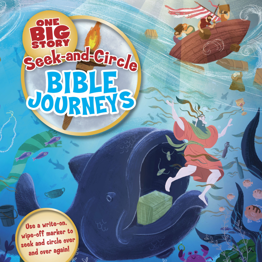 Seek-and-Circle Bible Journeys