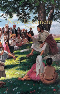 KJV Economy New Testament with Psalms