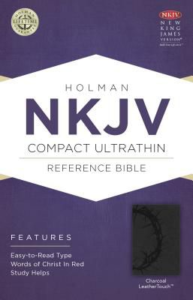 NKJV Compact Ultrathin Bible