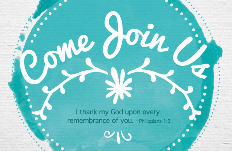 Come Join Us – Postcard (Pkg 25)   General Worship