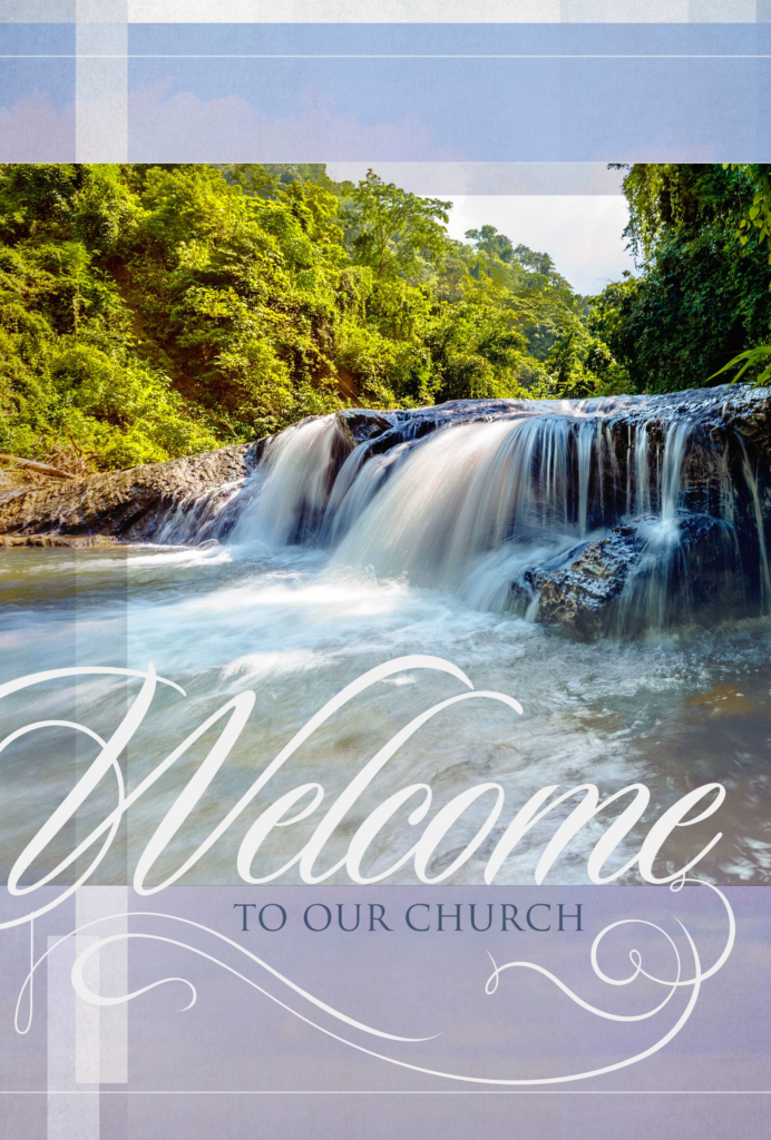 Welcome to Our Church  – Welcome Folder (Pkg. 12)