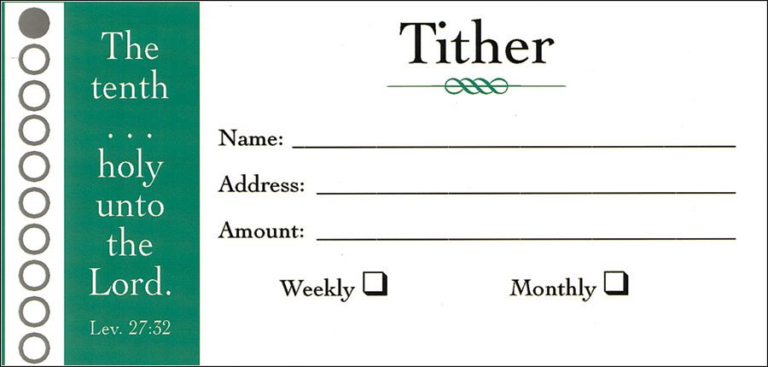 Tither's