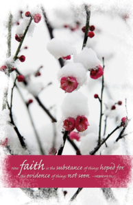 Faith – Bulletin (Pkg 100) General Worship