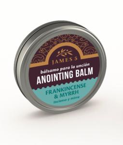 Anointing Oil – Frankincense and Myrrh (1/2 oz. Balm)