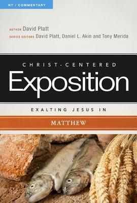 Exalting Jesus in Matthew