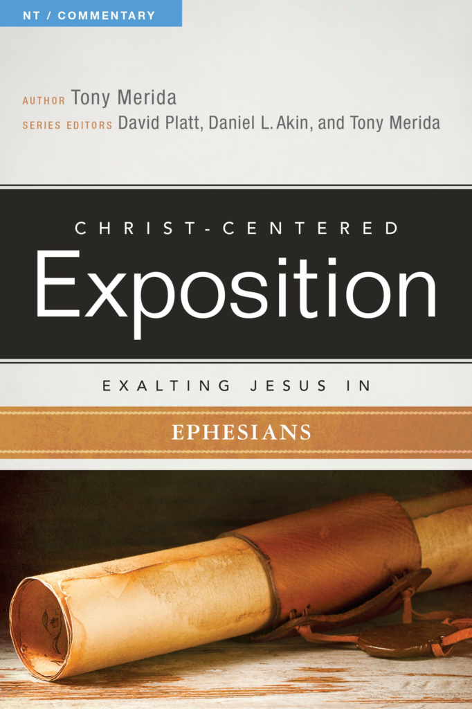 Exalting Jesus in Ephesians, eBook