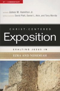 Exalting Jesus in Ezra-Nehemiah, eBook