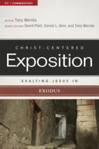 Exalting Jesus in Exodus