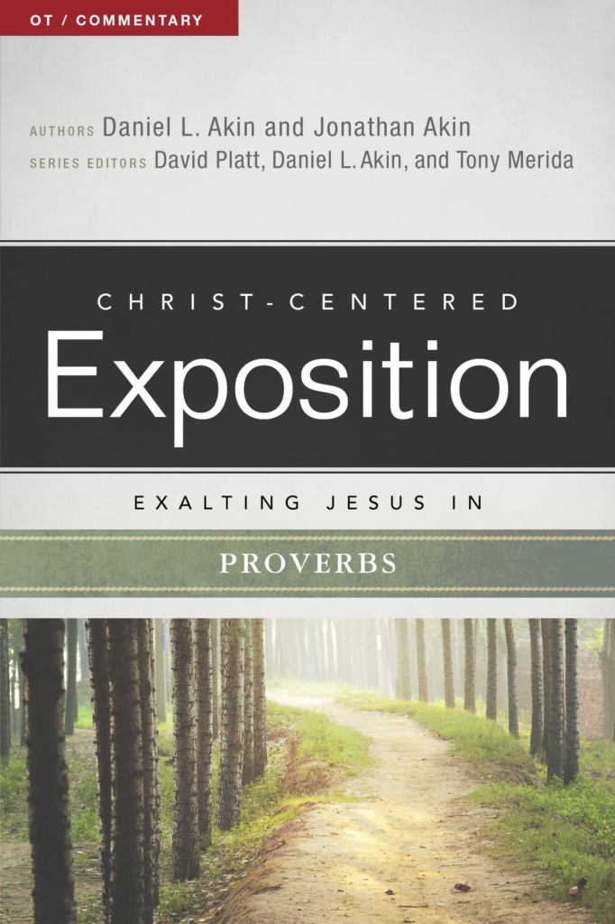 Exalting Jesus in Proverbs, eBook