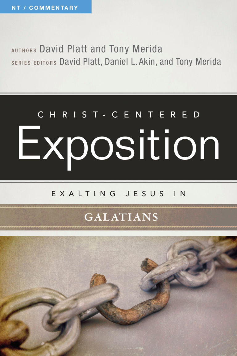 Exalting Jesus in Galatians, eBook
