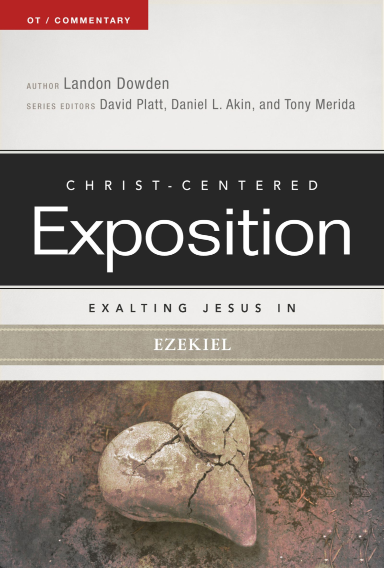 Exalting Jesus in Ezekiel, eBook