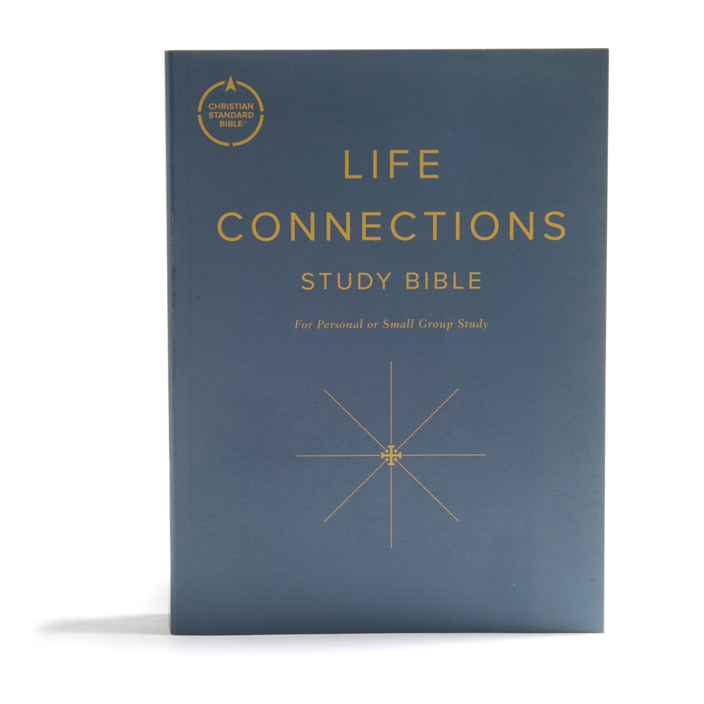 CSB Life Connections Study Bible, Trade Paper