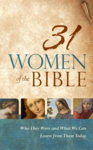 31 Women of the Bible, eBook