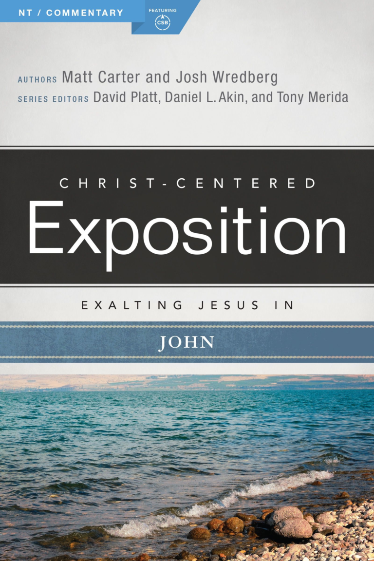 Exalting Jesus in John, eBook
