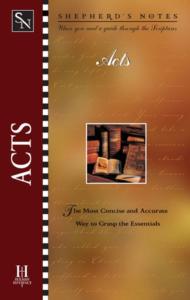 Acts, eBook