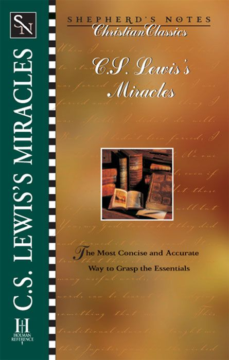C.S. Lewis' Miracles, eBook