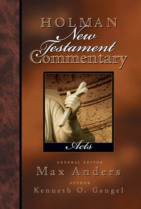 Holman New Testament Commentary – Acts, eBook