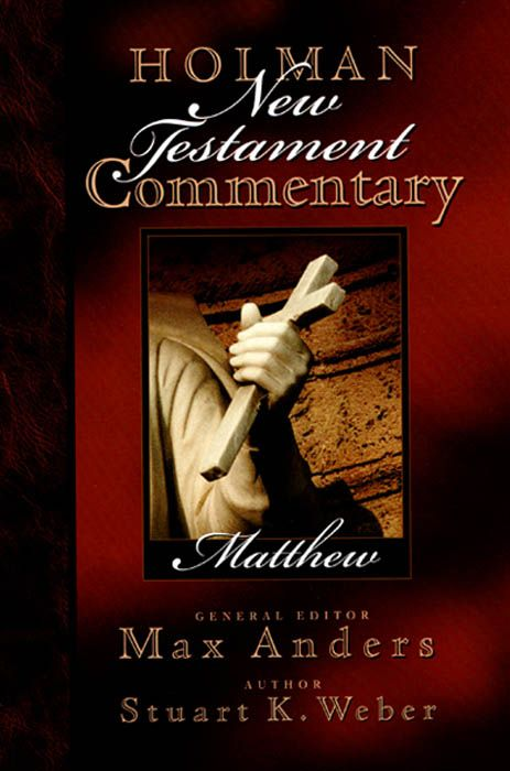 Holman New Testament Commentary – Matthew, eBook