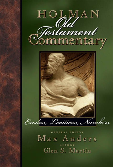 Holman Old Testament Commentary – Exodus, Leviticus, Numbers, eBook