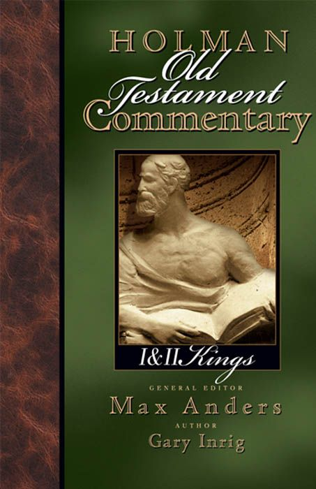Holman Old Testament Commentary – 1 & 2 Kings, eBook